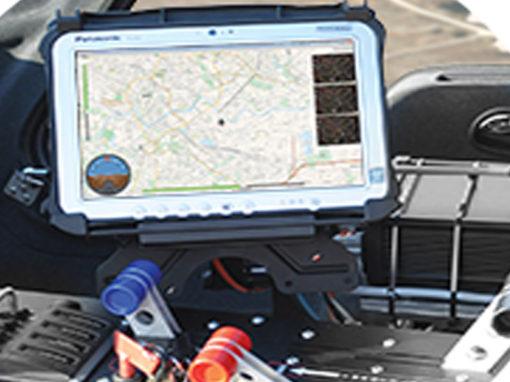 System Kontroli Lotu FMS dla AMS584