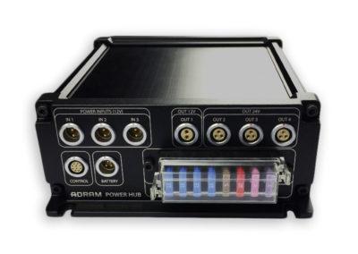 System zasilania do AMS584