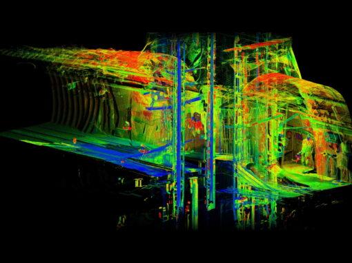 Laserowy System Inwentaryzacji Szybów Kopalnianych