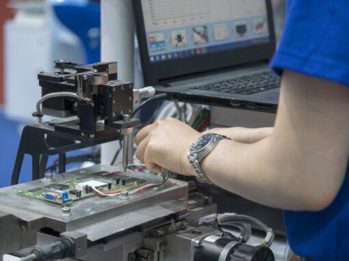 Automatyzacja testowania czytników RFID
